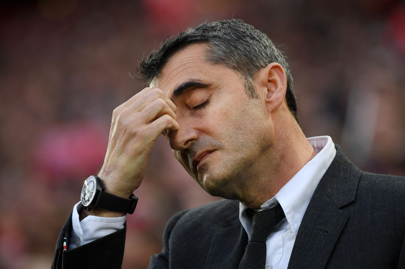 Segura or Valverde - at least one will leave Barcelona