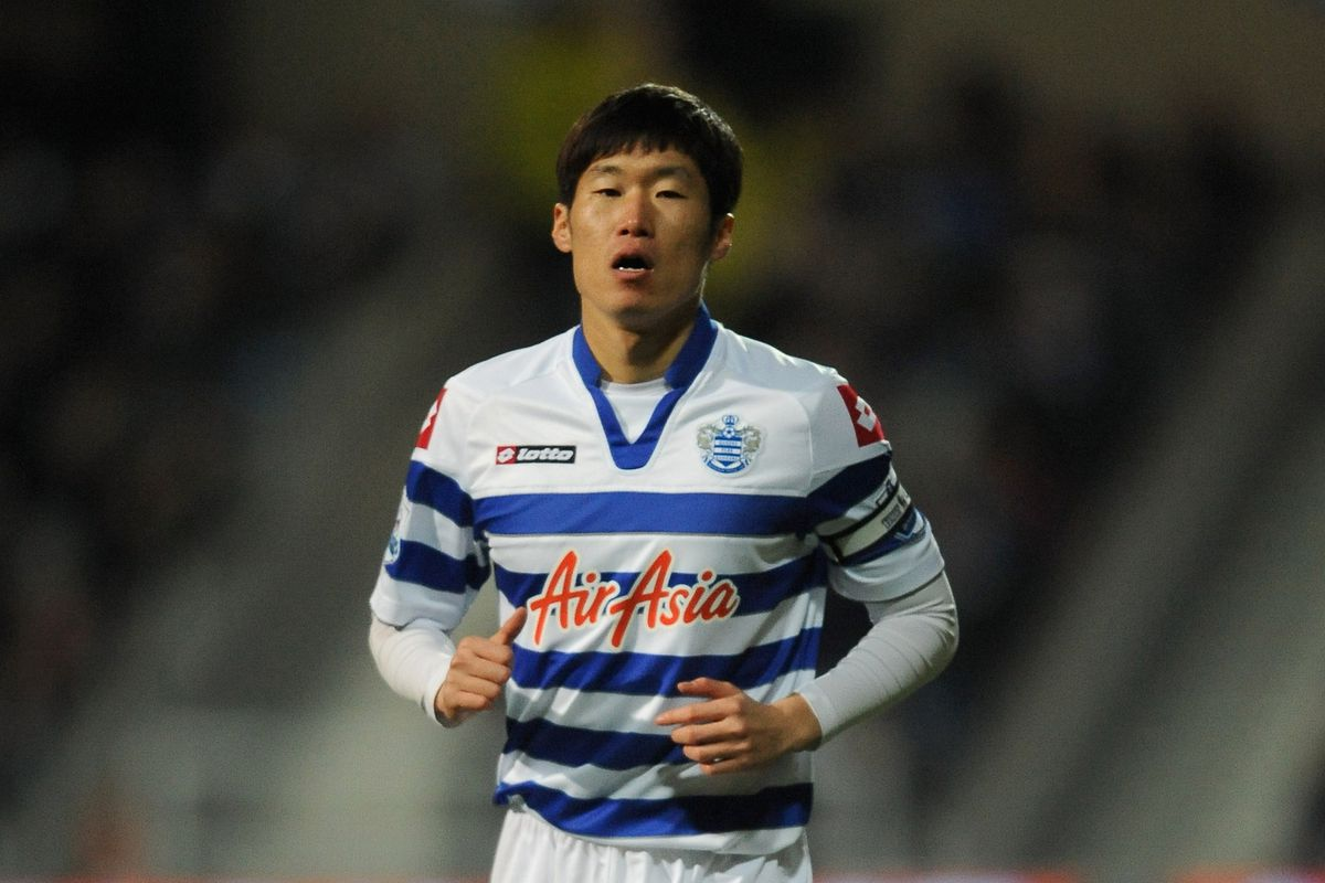 Park linked to MLS again...he looks tired of it already.