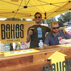 Bauhaus Brewery were happy to be on hand