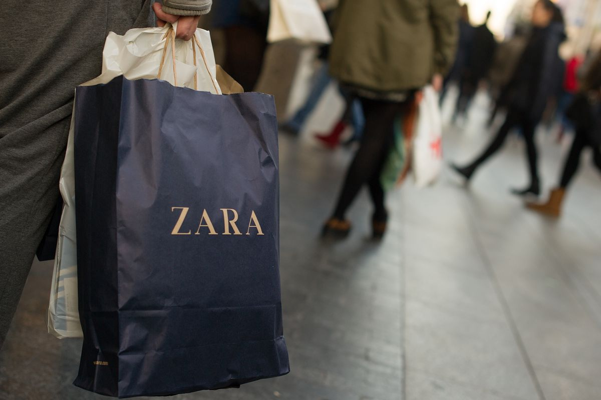 a441f4be67e2c Zara s Financial District Store Looks So Close to Opening - Racked NY