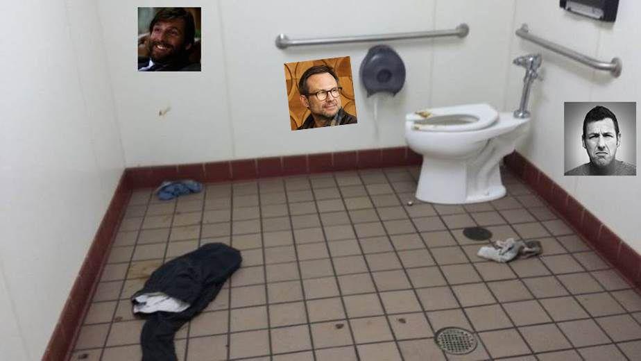 Arby's Bathroom Slater