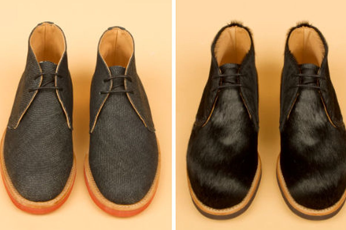 Mark McNairy shoes via Opening Ceremony