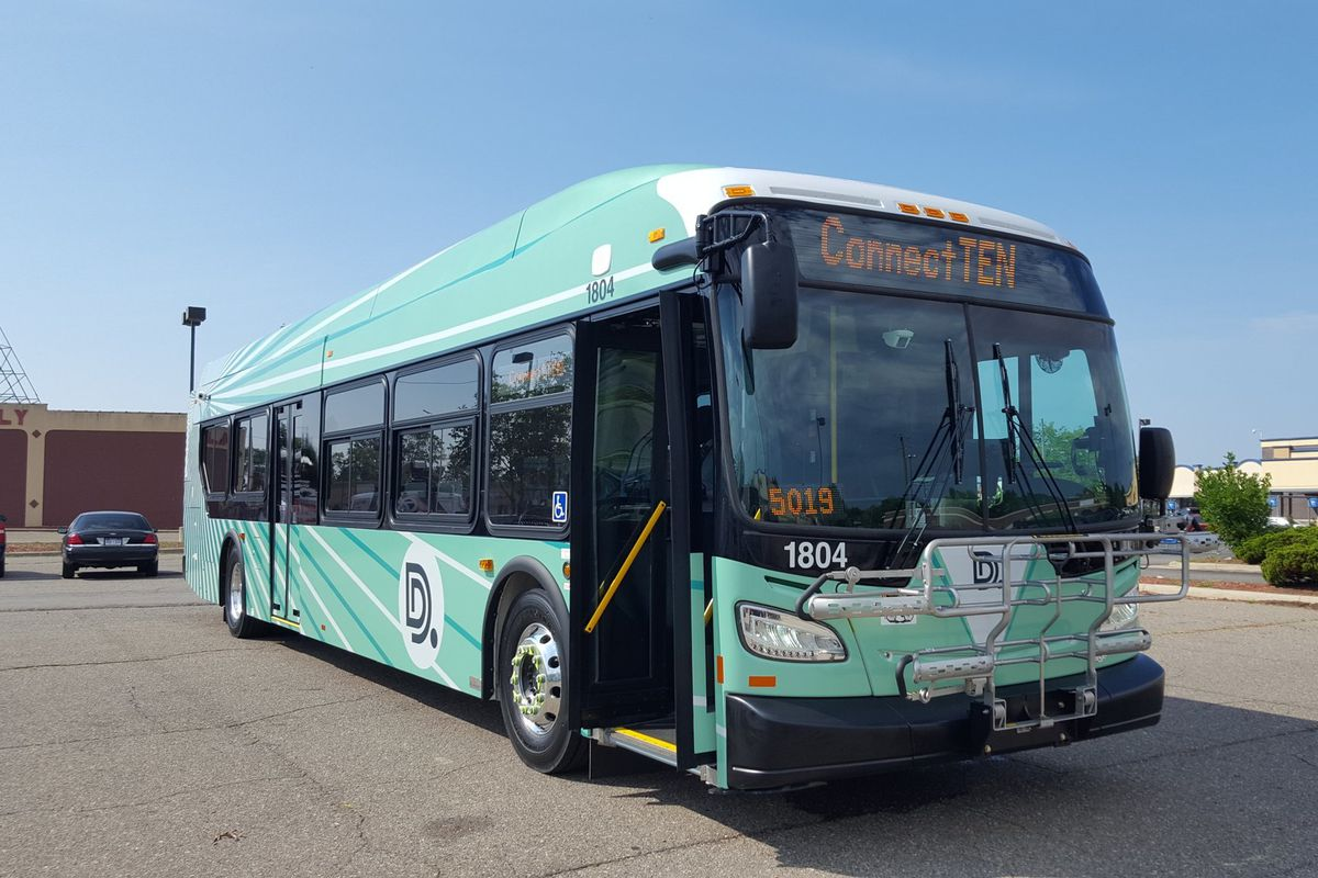 Ddot To Add Over 500 Rides Per Week Wi Fi On Buses
