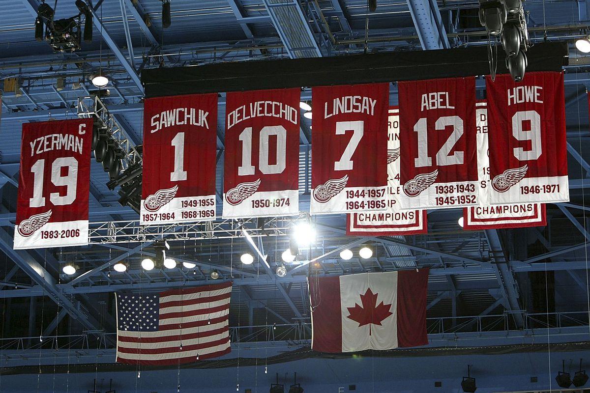 Anaheim Ducks v Detroit Red Wings