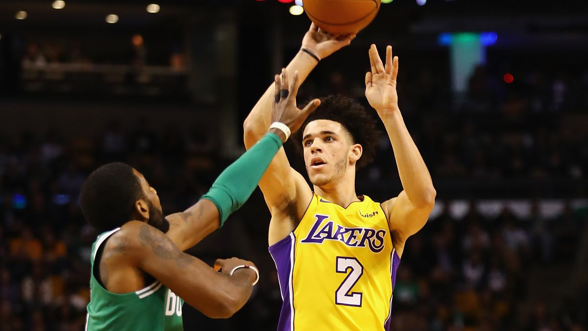 34d42b275 Podcast  Who fits better with LeBron James between Lonzo Ball and Kyrie  Irving