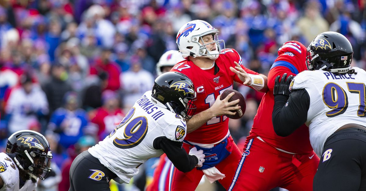 Bills Links, 12/9: Buffalo comes up short in defensive battle