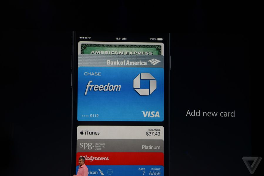 apple pay iphone 6 how to use