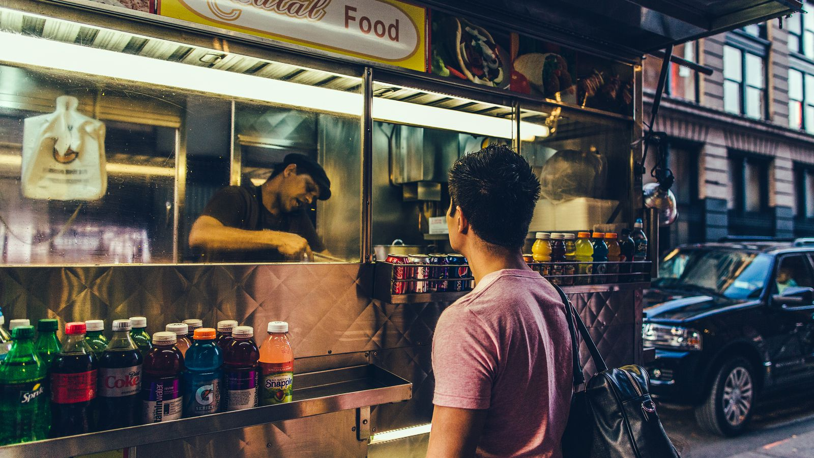 Street Meat The Rise Of Nyc S Halal Cart Culture Eater