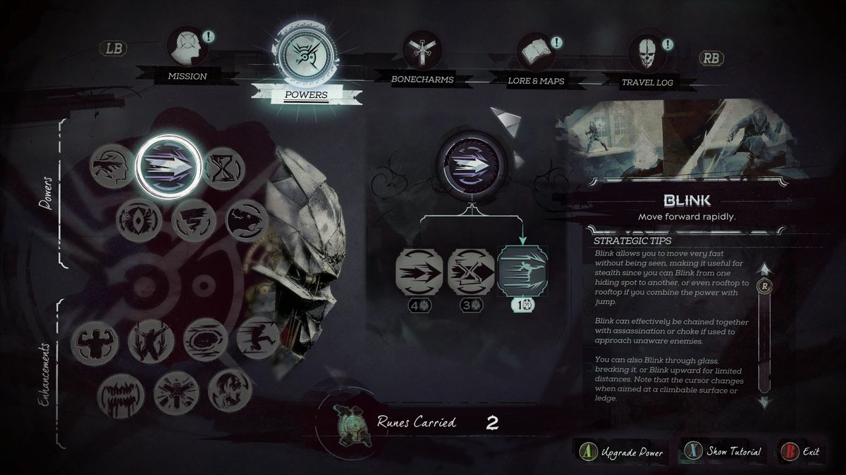 Best Dishonored  Build