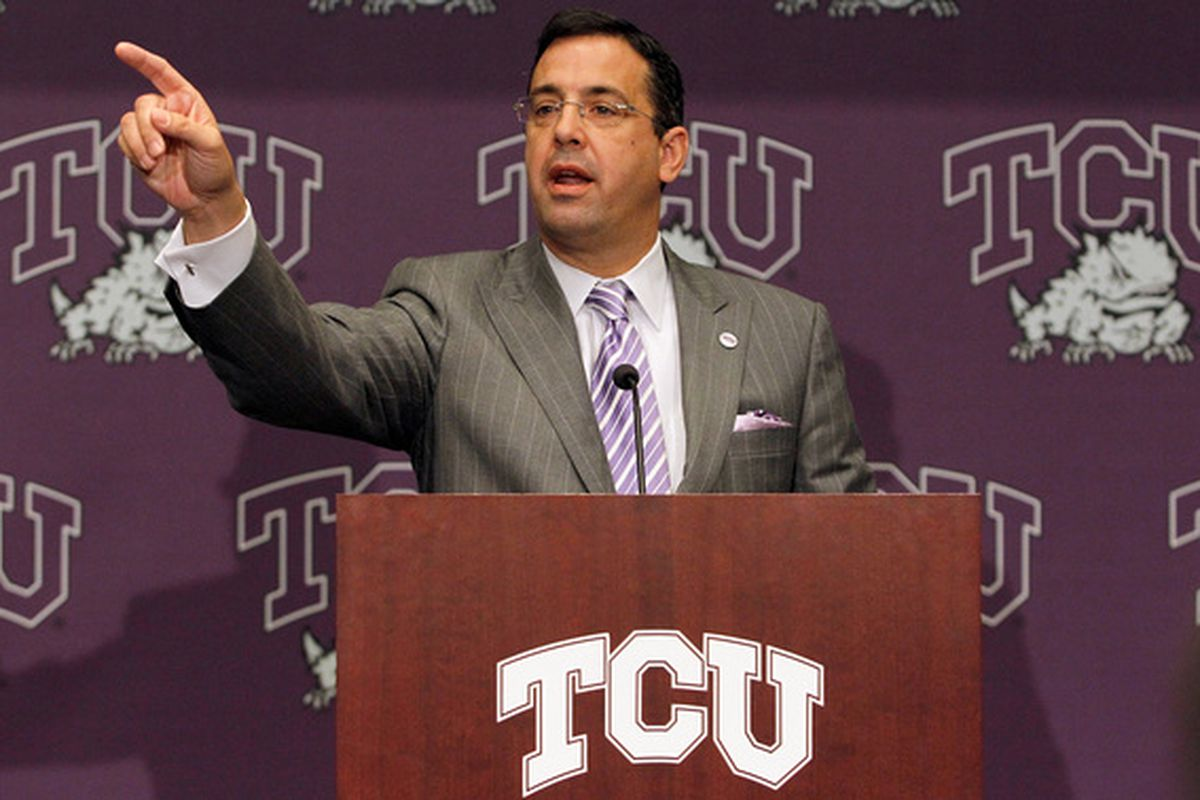 Losing TCU was a blow to the conference (Photo by Tom Pennington/Getty Images)
