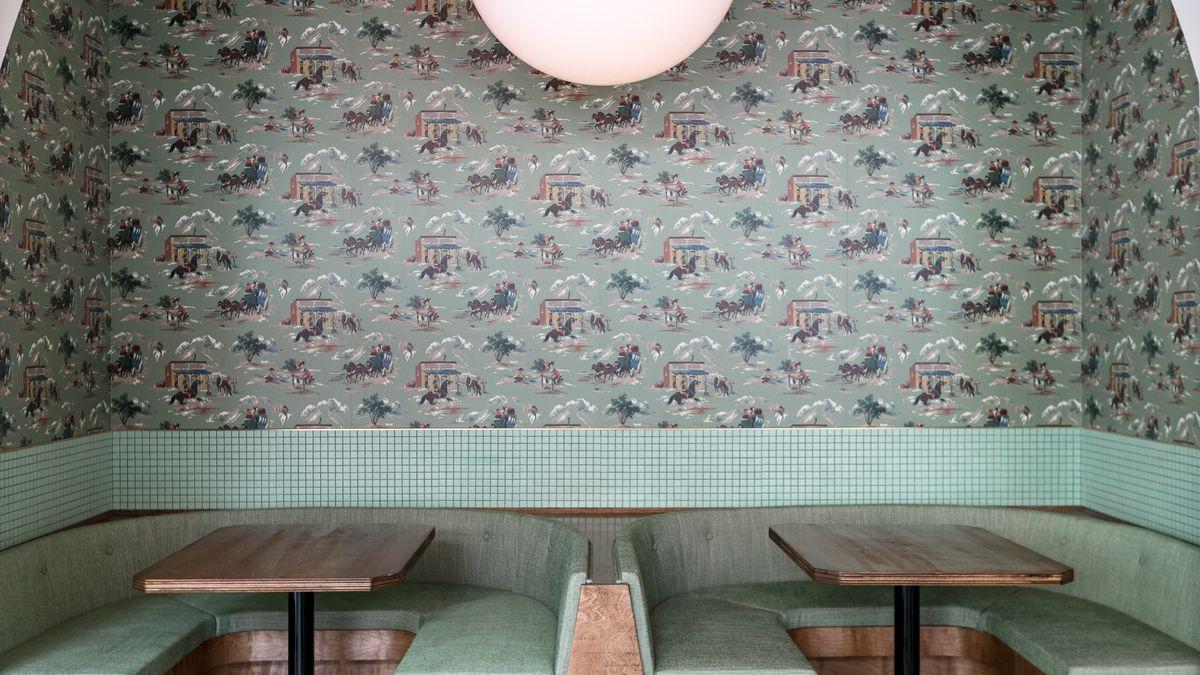 Inside Lovers Only Detroits New Downtown Burger Restaurant Eater