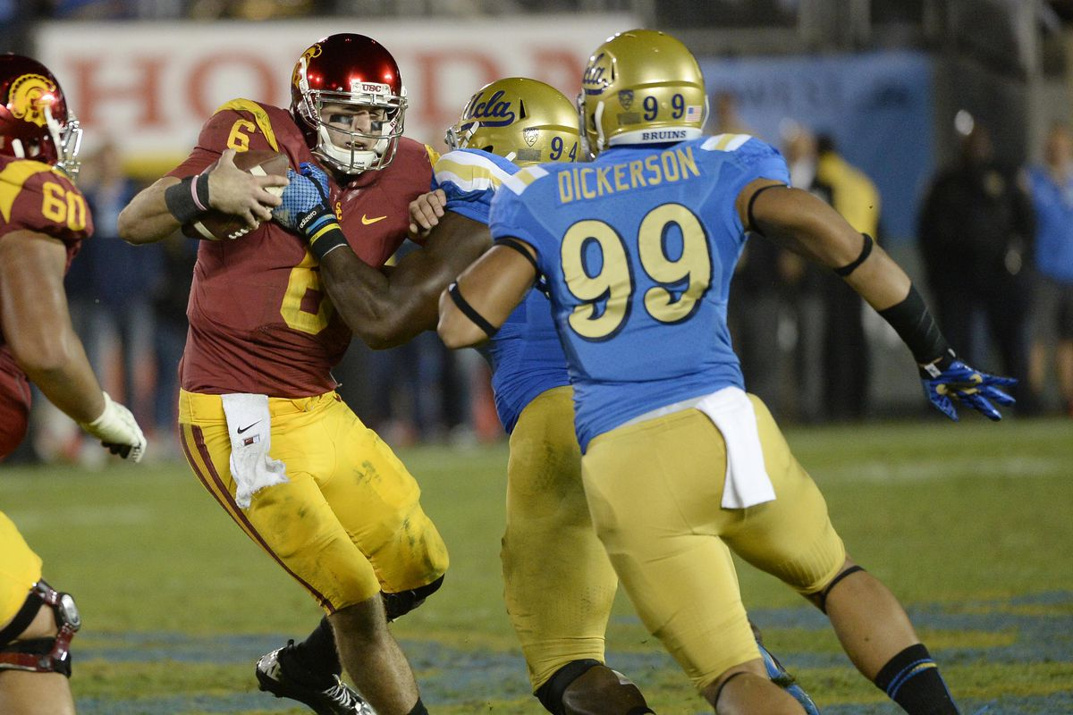 If Kenny Clark is getting doubled, players like Matt Dickerson will have more room to operate.