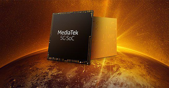 MediaTek's first 5G-enabled chipset will save battery life and space