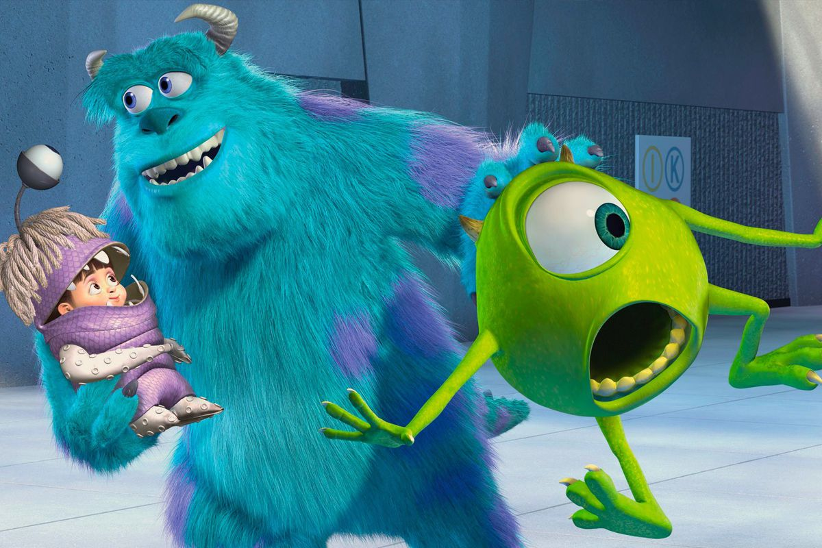Monsters Inc Tv Series Monsters At Work Coming To Disney Plus Polygon