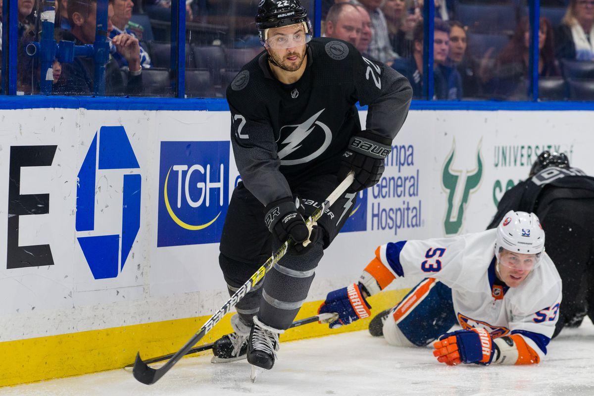 New York Islanders v Tampa Bay Lightning