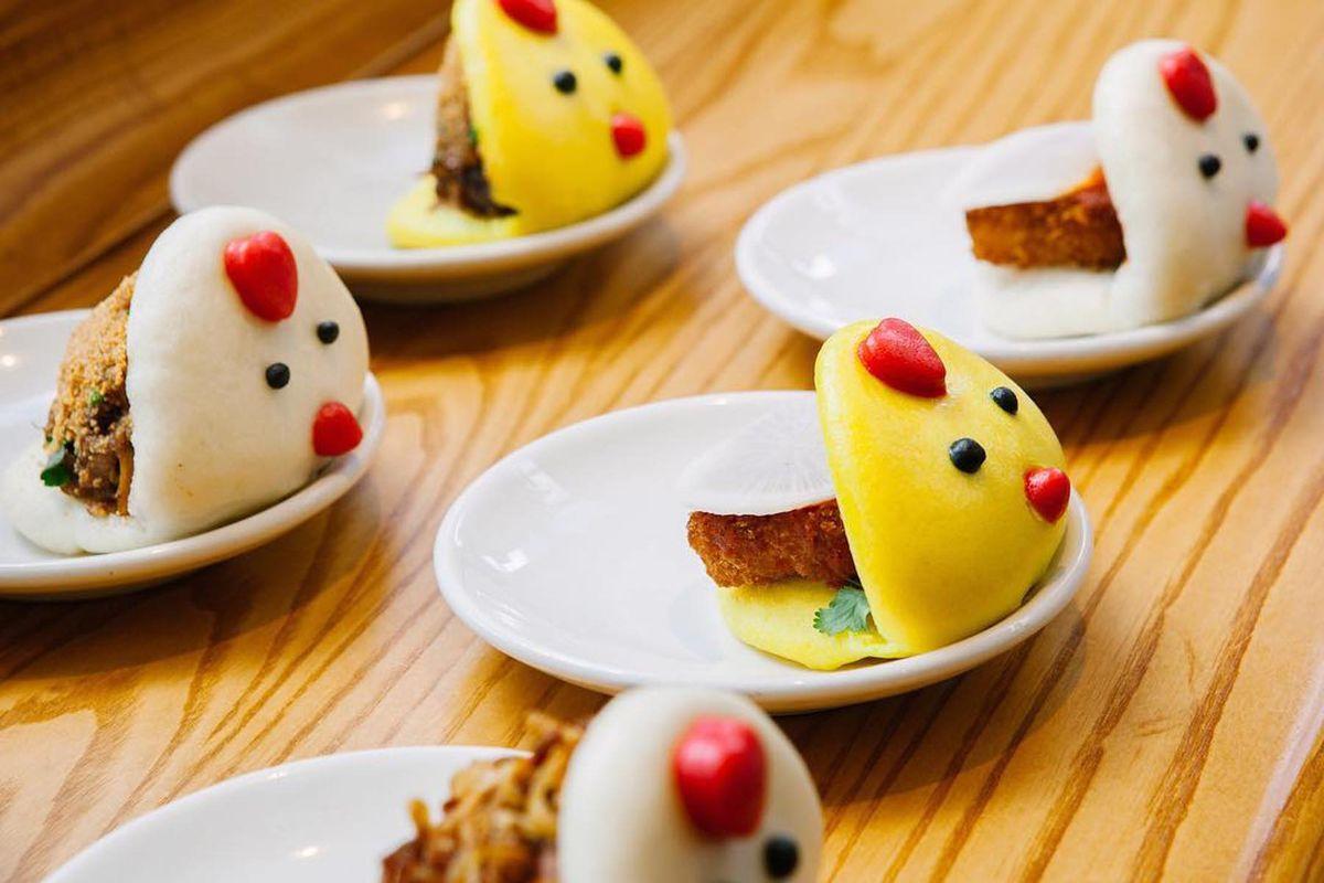 Easter 2019 in London brings London restaurants out in a bun fight
