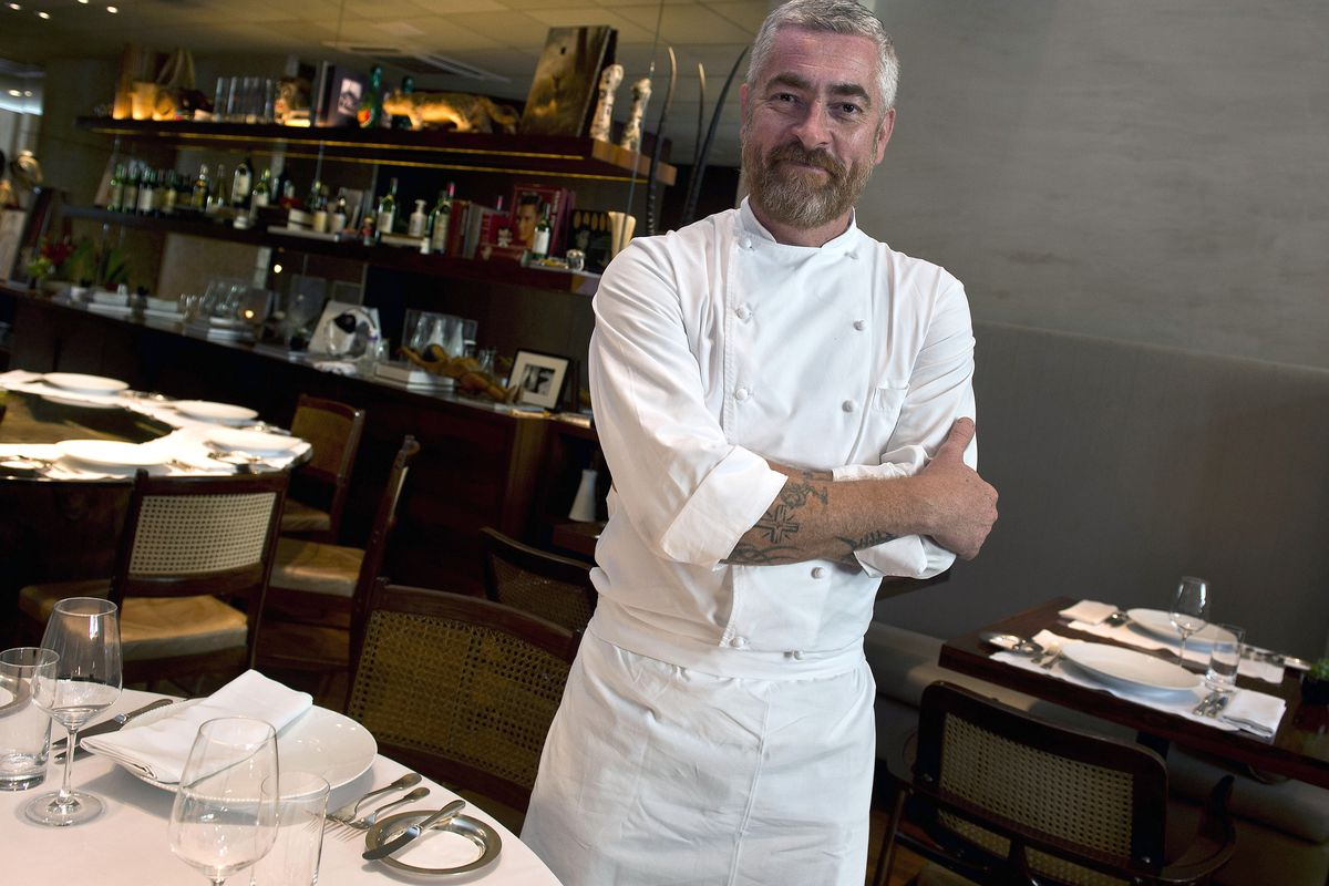 Update Alex Atala S D O M Receives Two Michelin Stars In Inaugural