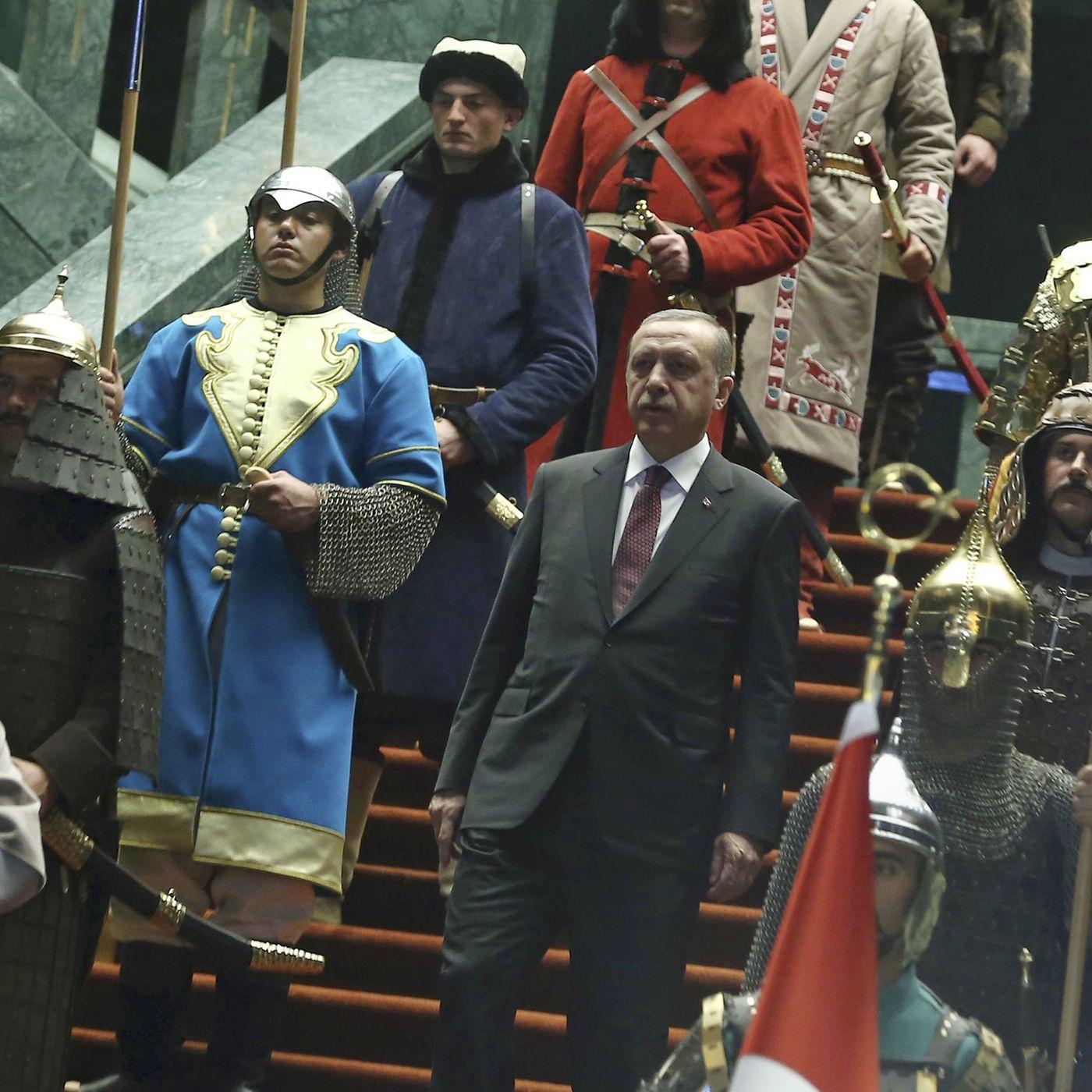 Watch: the weird German music video that infuriated Turkey's