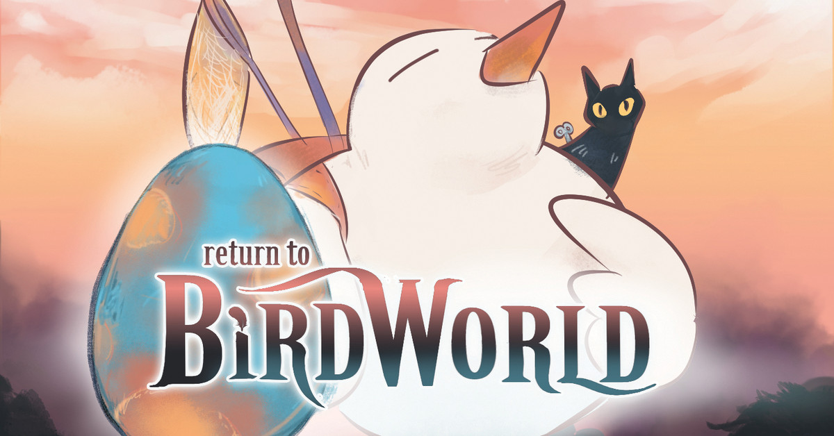Return to Bird World is the real soundtrack to a fake sequel to a video game that doesn't exist