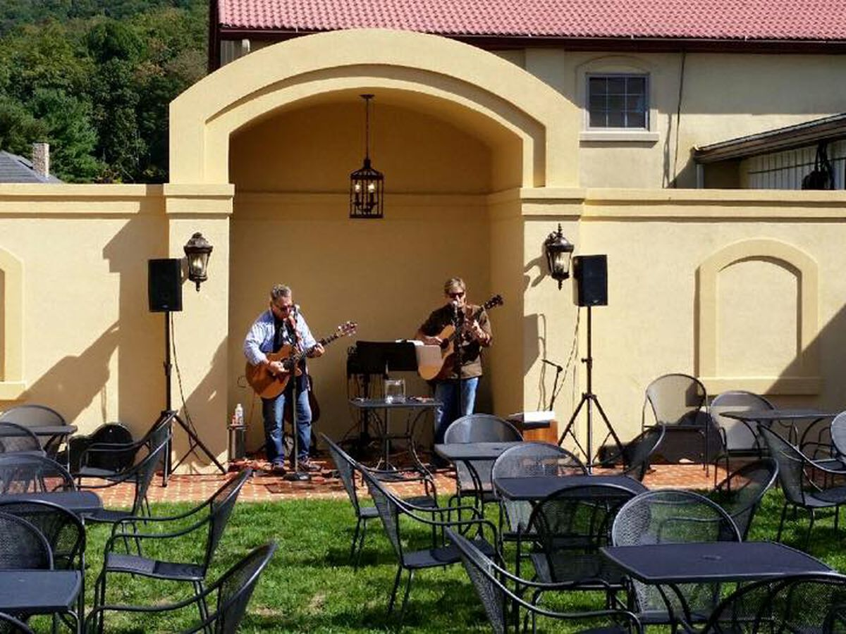 Raise a glass to live music at these wineries