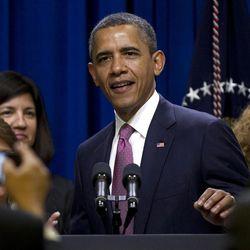 President Barack Obama's campaign will work vigorously to challenge Mitt Romney.