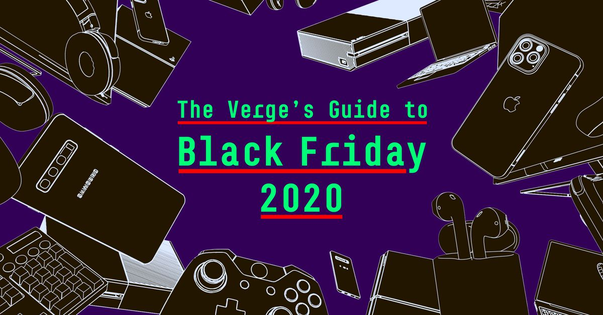 The Verge's Guide to Black Friday 2020