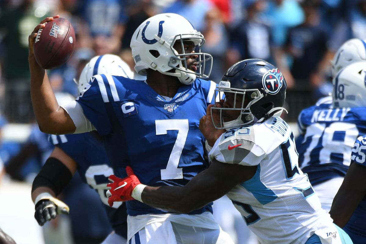 The Afc South S Mediocre 4 Way Division Race Broken Down By