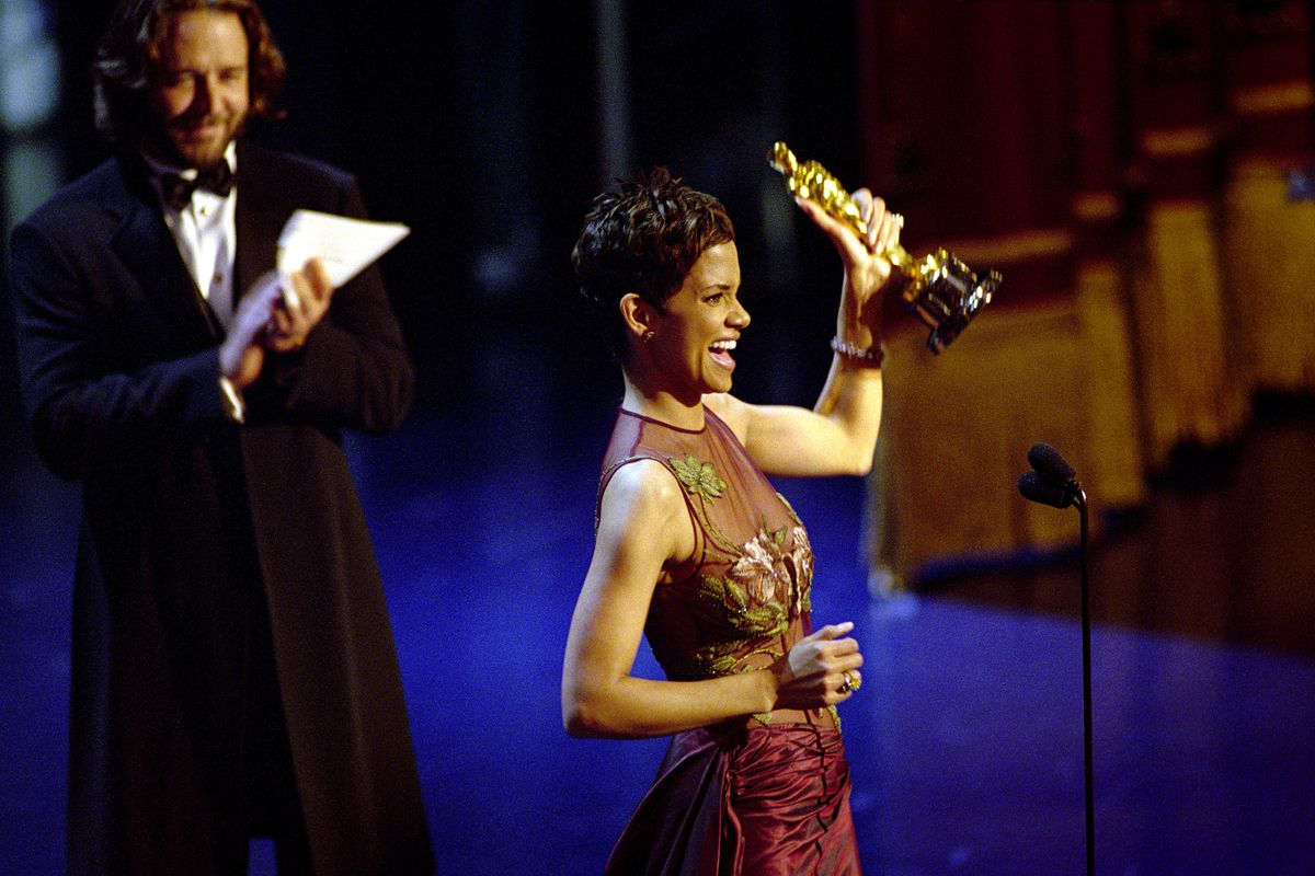 Why Halle Berry says her historic 2002 Oscar win is now