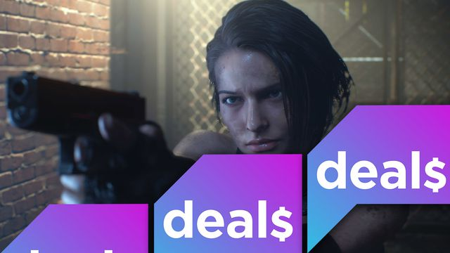 A digital movies sale, Resident Evil 3 discounts, and more of the week's best deals
