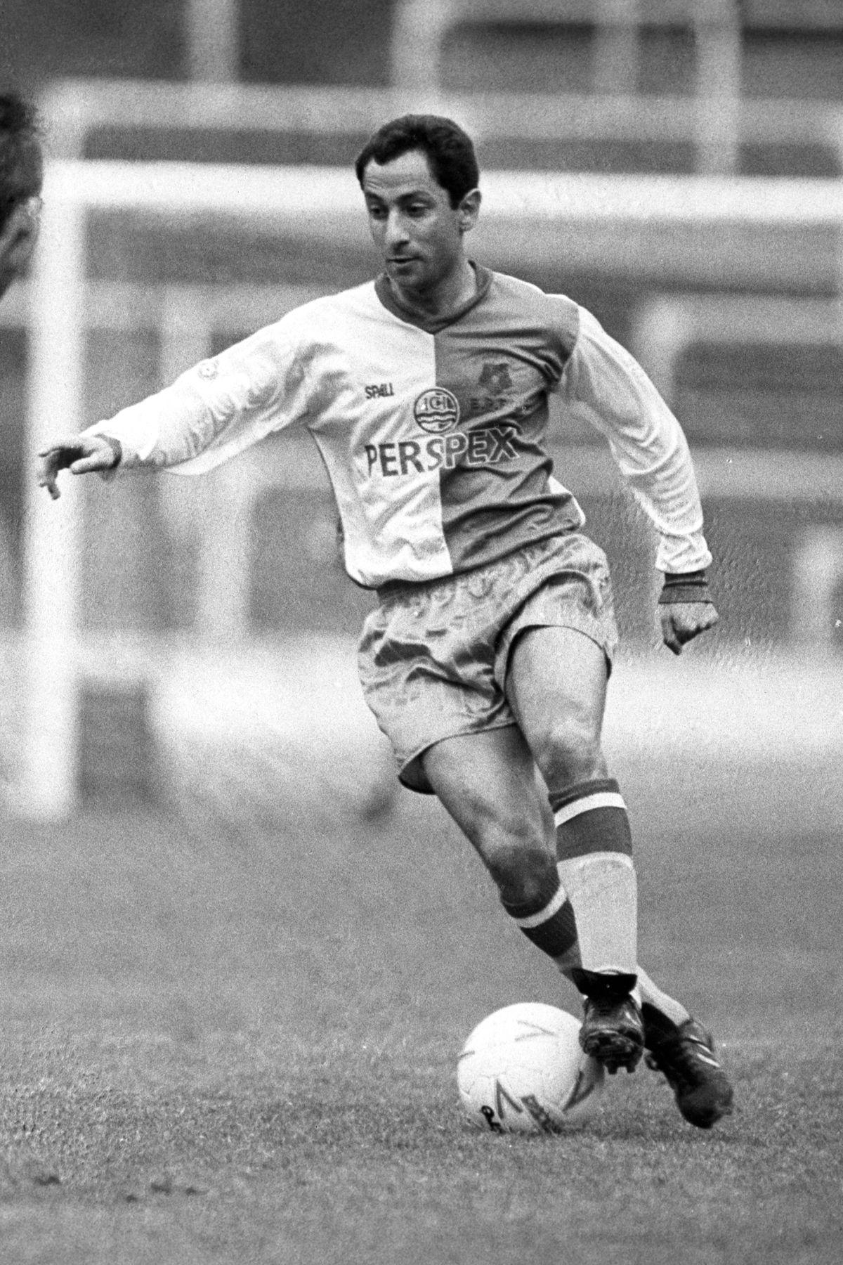 Soccer - Football League Centenary Tournament - Opening round - Aston Villa v Blackburn Rovers - Wembley Stadium