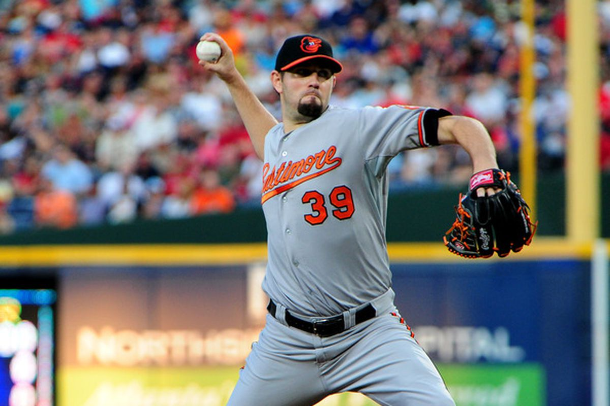 Hammel will try to get back on track against his former division foe