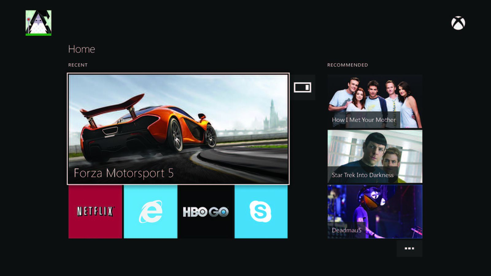 Xbox One Will Offer 300 Gamerpics At Launch Devs Can