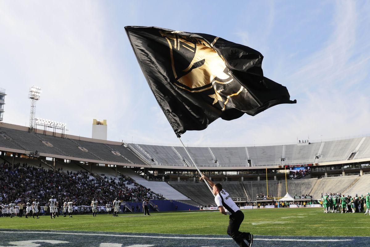 NCAA Football: Heart of Dallas Bowl-Army vs North Texas