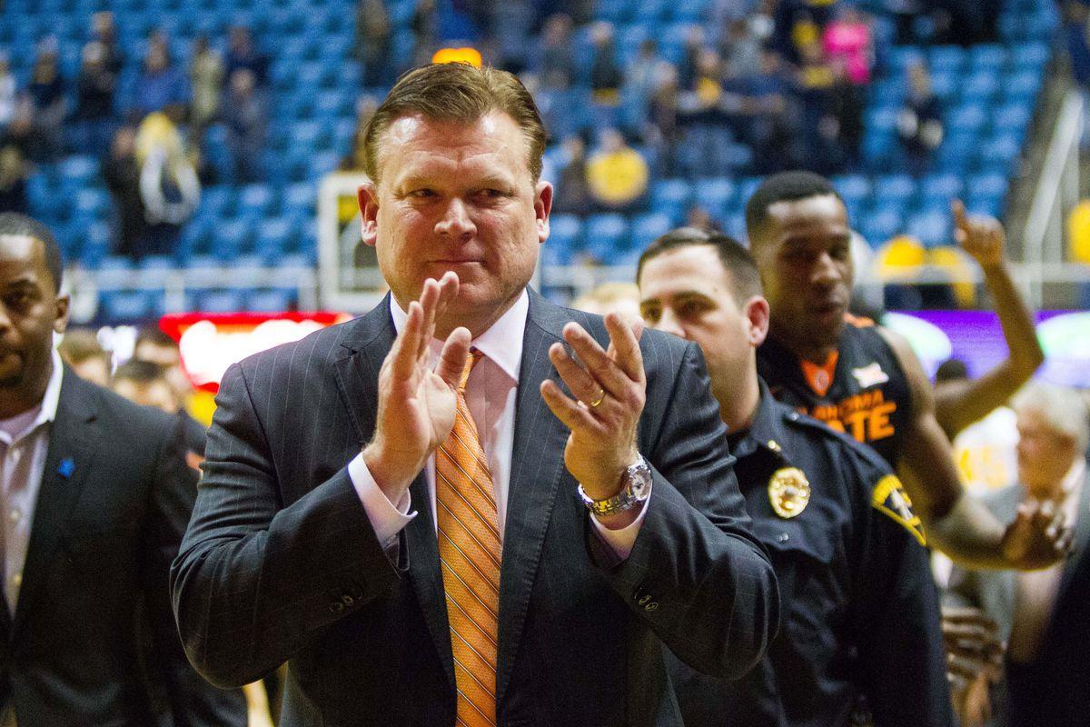 NCAA Basketball: Oklahoma State at West Virginia