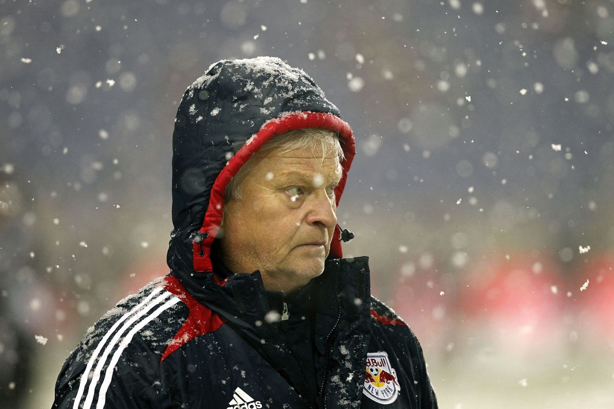 DC United v New York Red Bulls - Eastern Conference Semifinals