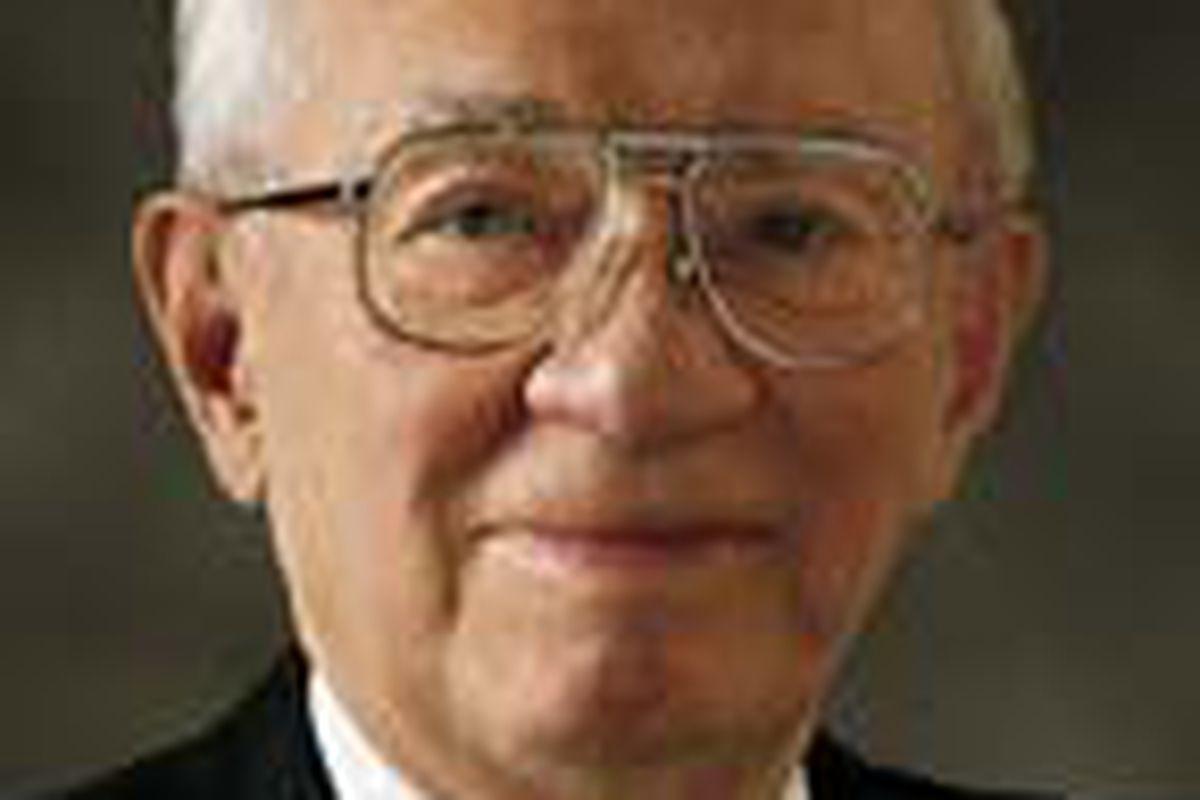 Pres. Gordon B. Hinckley