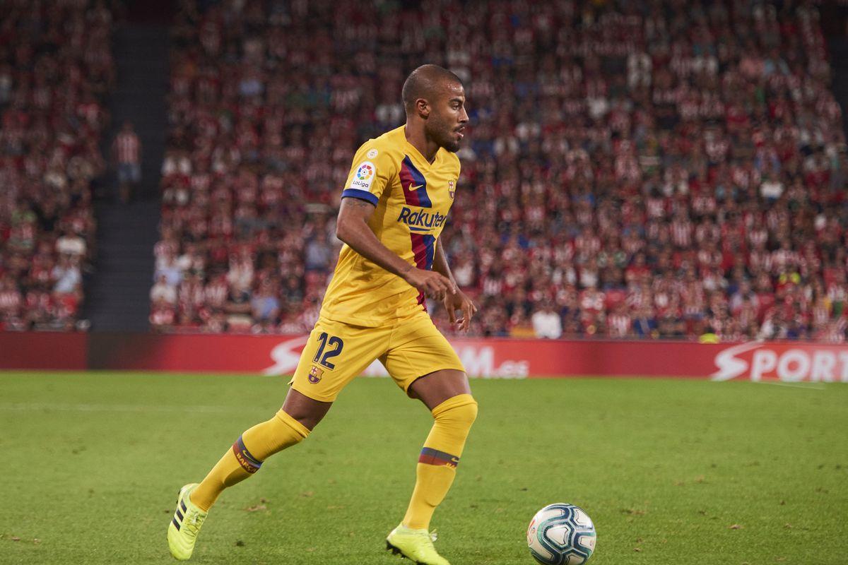 SOCCER: AUG 16 La Liga - FC Barcelona at Athletic Club