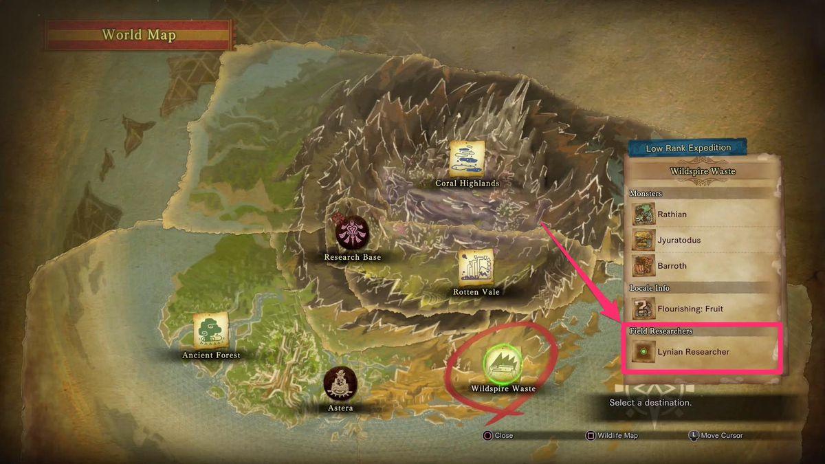 Monster Hunter World grimalkynes guide Polygon