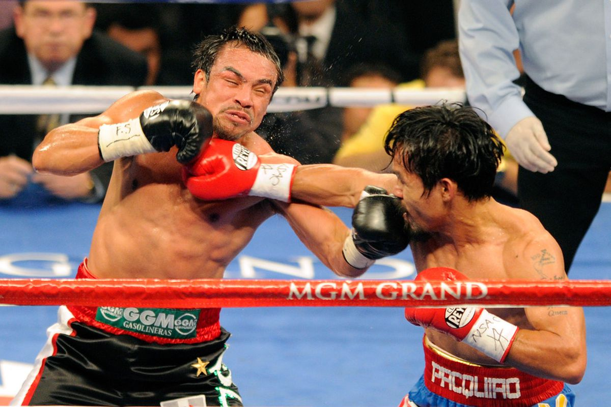 pacquiao vs marquez 4 betting odds