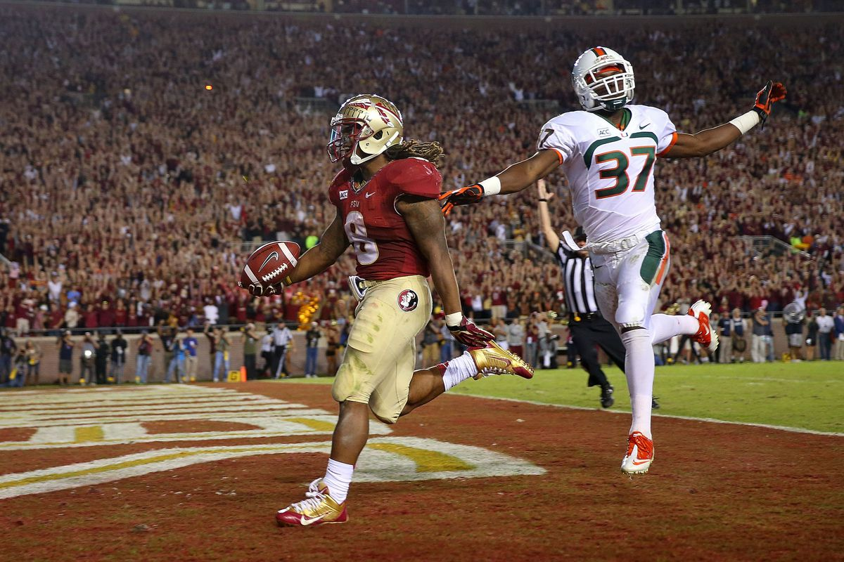 Miami Vs Florida State 2013 Final Score Seminoles Take Care Of