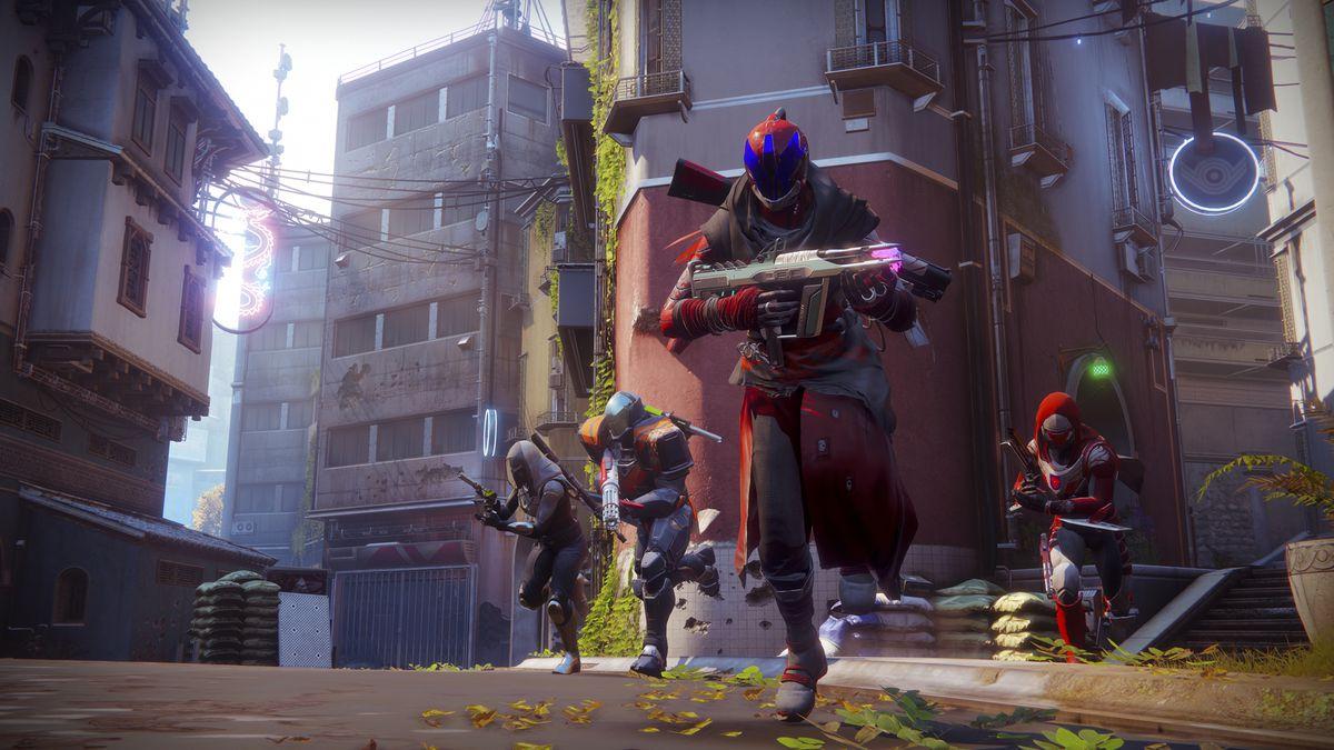 Destiny 2 - Crucible screenshot