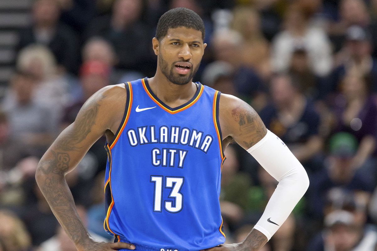 Image result for paul george usa today sports