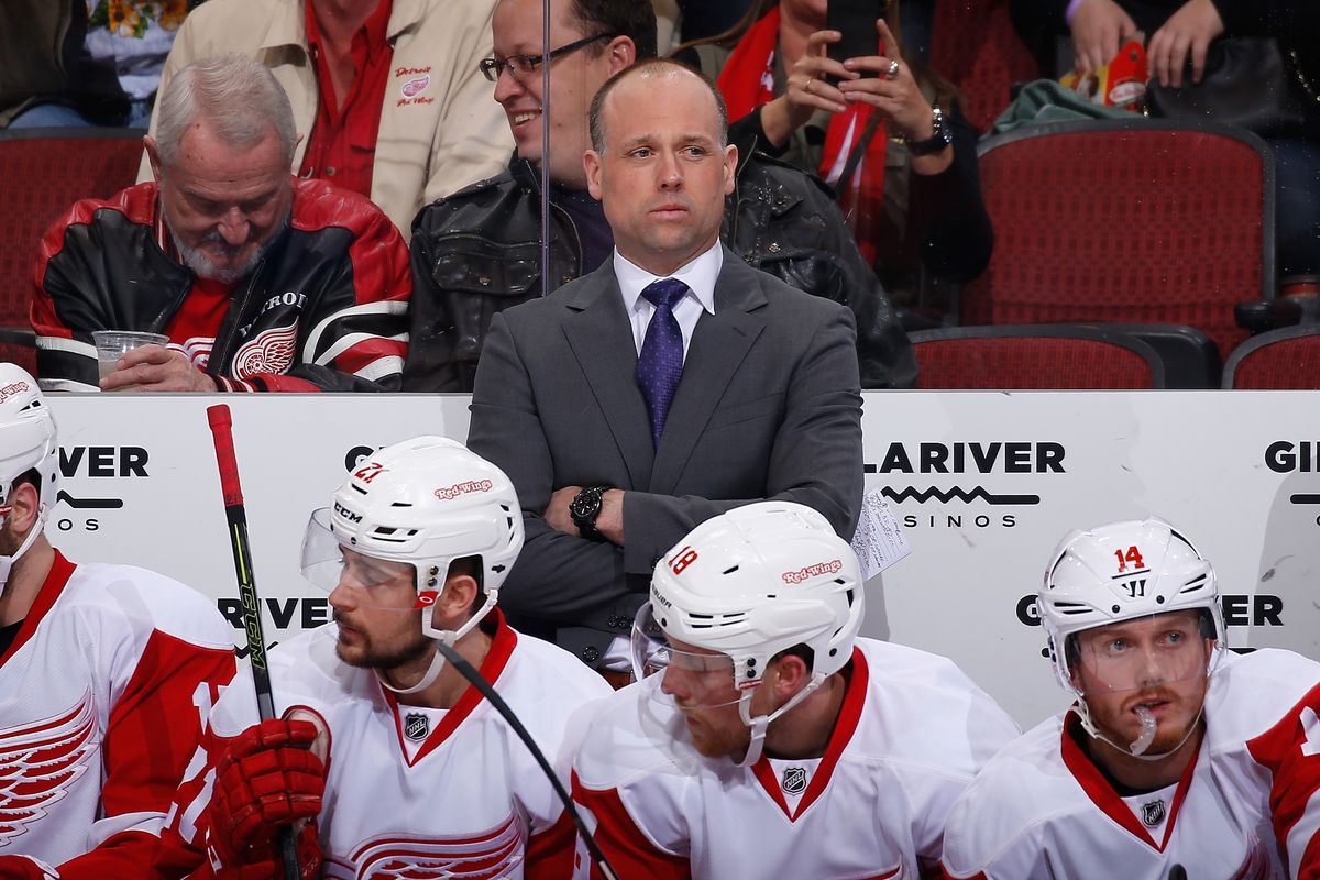 Jeff Blashill s 2018 battle cry may carry double meaning for Red ... 9936a093d