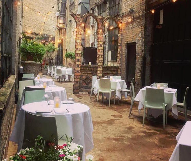 One Of The Prettiest Restaurants In Twin Cities Cafe Bar Lurçat Facebook