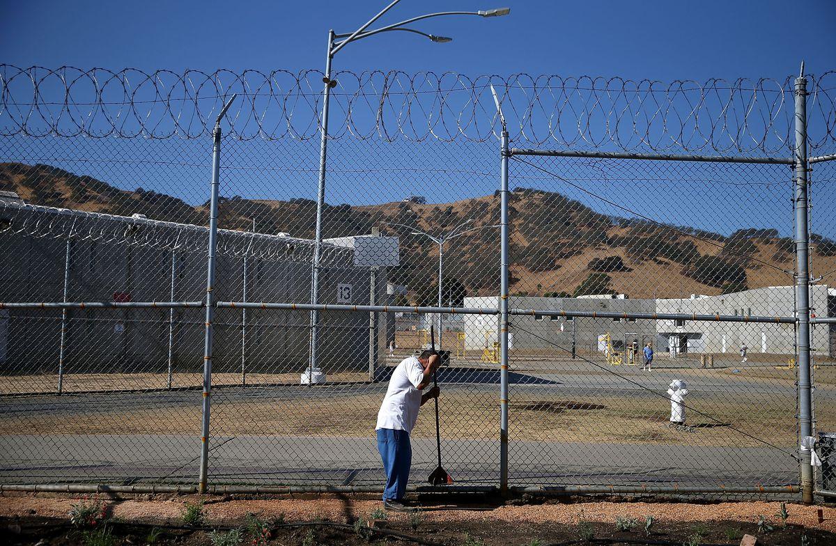 Inmates in California.