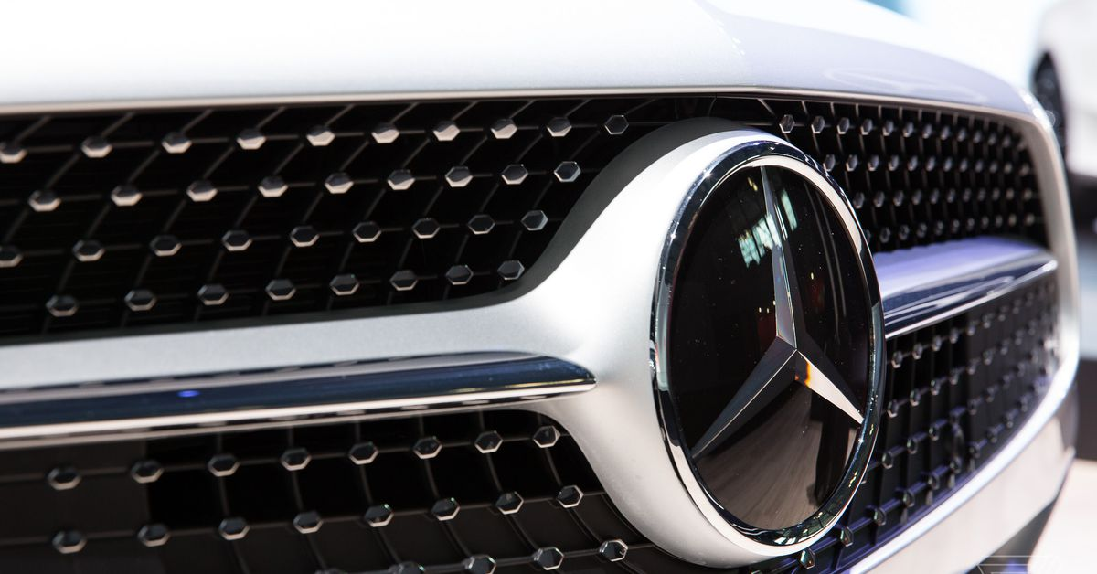 Mercedes Subscription Service Is One Of The Est Ones Yet Verge