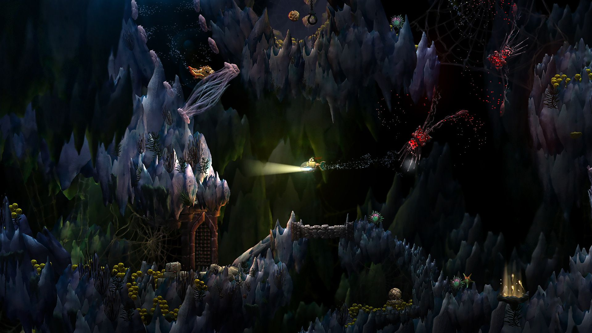 song of the deep screen 1