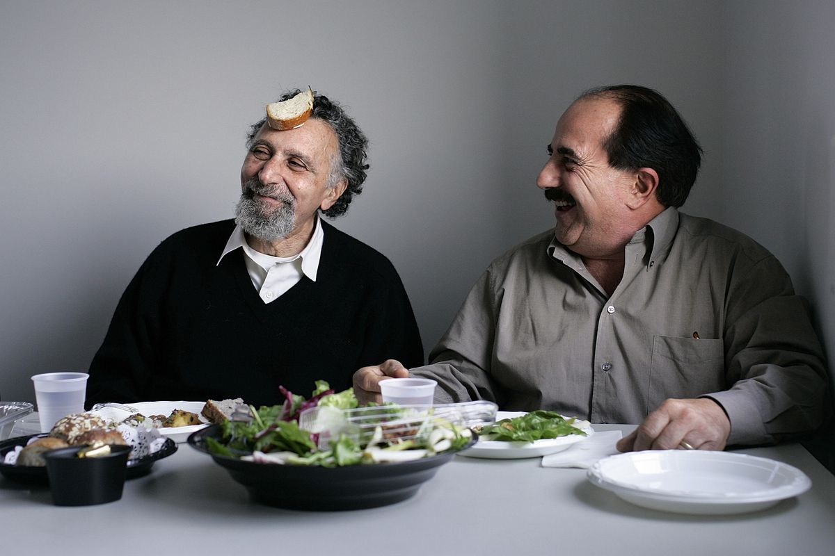 Tom Magliozzi, left, has died. With his brother Ray (also pictured), he was co-host of NPR's Car Talk.