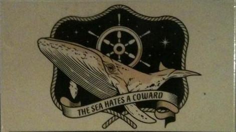 Sea hates a coward