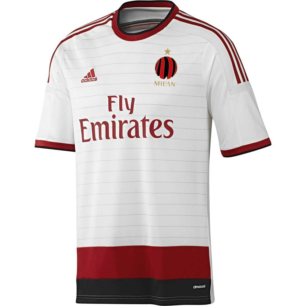 finest selection bd659 d6b7f Looking back: Our top ten AC Milan kits made by Adidas - The ...